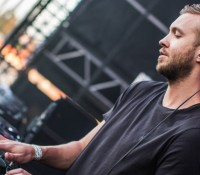 Calvin Harris Previews New Collab with Disciples